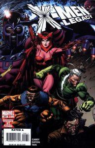 X-Men: Legacy #209 (2008)