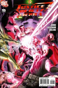 Justice Society of America #15 (2008)