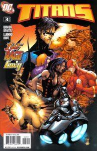 Titans #3 (2008)