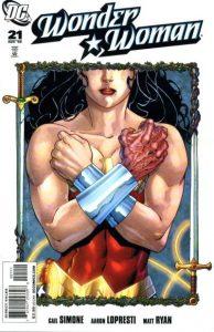 Wonder Woman #21 (2008)