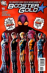 Booster Gold #10 (2008)