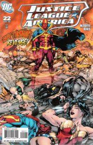 Justice League of America #22 (2008)