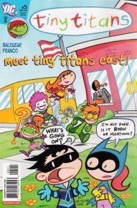 Tiny Titans #5 (2008)