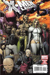 X-Men: Legacy #210 (2008)