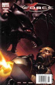 X-Force #3 (2008)