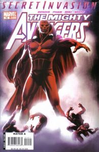 The Mighty Avengers #14 (2008)