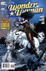 Wonder Woman #22 (2008)