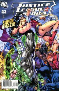 Justice League of America #23 (2008)