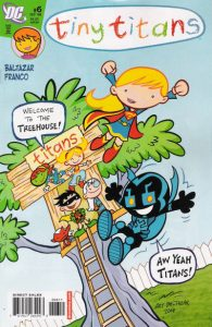 Tiny Titans #6 (2008)
