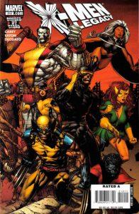 X-Men: Legacy #212 (2008)