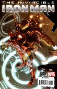 Invincible Iron Man #1 (2008)