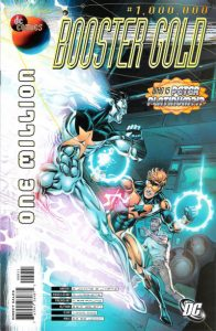 Booster Gold #1,000,000 (2008)