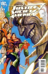 Justice Society of America #17 (2008)