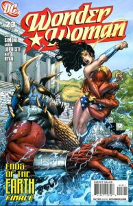 Wonder Woman #23 (2008)