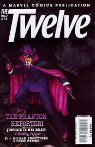 The Twelve #7 (2008)