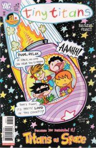 Tiny Titans #7 (2008)
