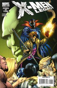X-Men: Legacy #213 (2008)