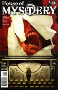 House of Mystery #4 (2008)