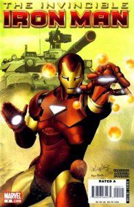 Invincible Iron Man #2 (2008)