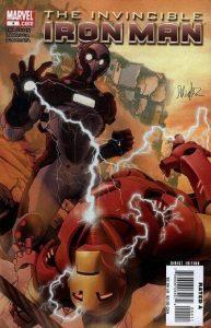 Invincible Iron Man #4 (2008)