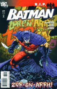 Batman #679 (2008)
