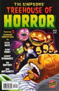 Treehouse of Horror #14 (2008)
