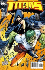 Titans #5 (2008)