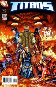 Titans #4 (2008)