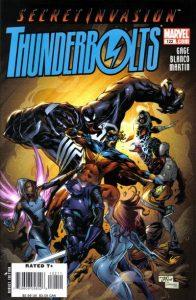 Thunderbolts #122 (2008)
