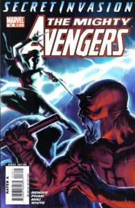 The Mighty Avengers #16 (2008)