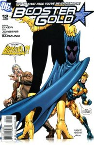 Booster Gold #12 (2008)