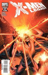 X-Men: Legacy #214 (2008)