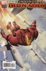 Invincible Iron Man #3 (2008)