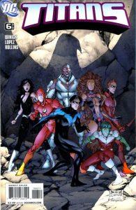 Titans #6 (2008)