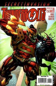 Thunderbolts #123 (2008)