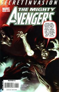 The Mighty Avengers #17 (2008)