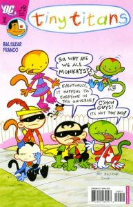 Tiny Titans #9 (2008)