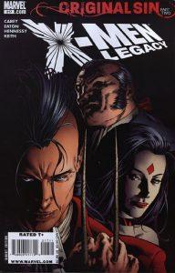 X-Men: Legacy #217 (2008)