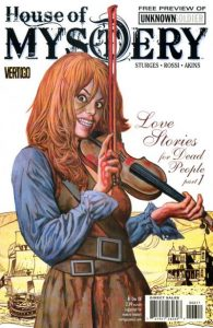 House of Mystery #6 (2008)