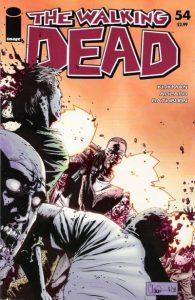 The Walking Dead #54 (2008)