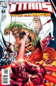 Titans #7 (2008)