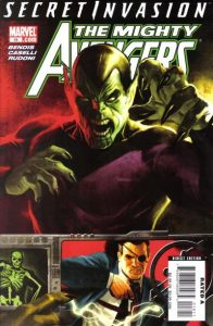 The Mighty Avengers #18 (2008)