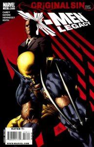 X-Men: Legacy #218 (2008)