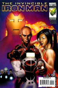 Invincible Iron Man #5 (2008)