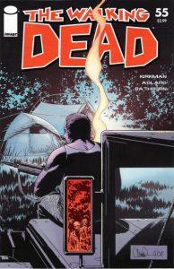 The Walking Dead #55 (2008)