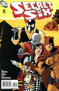 Secret Six #3 (2008)