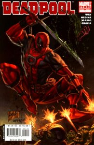 Deadpool #1 (2008)
