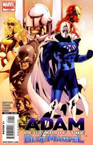 Adam: Legend of the Blue Marvel #1 (2008)