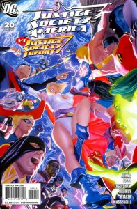 Justice Society of America #20 (2008)