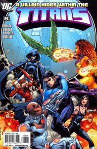 Titans #8 (2008)